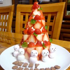 ツリー型ケーキ4完成 70.jpg