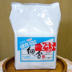 豆腐 絹こし豆腐細雪*70 8.9x.jpg